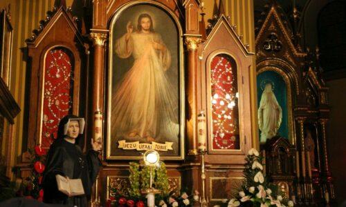 Online vo svete – sv. sr. Faustína – denníček – Cirkev