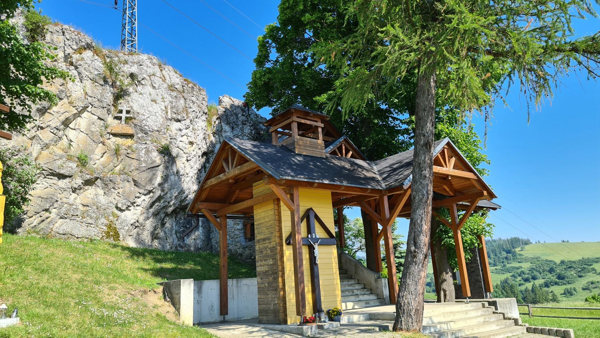Pútnické miesto Skalka - Orava