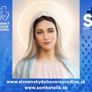Fatimská Panna Mária